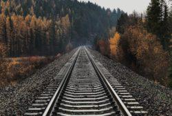 Canadian railway line